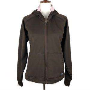 PATAGONIA Women's Hooded Zip Fleece Lined Jacket
